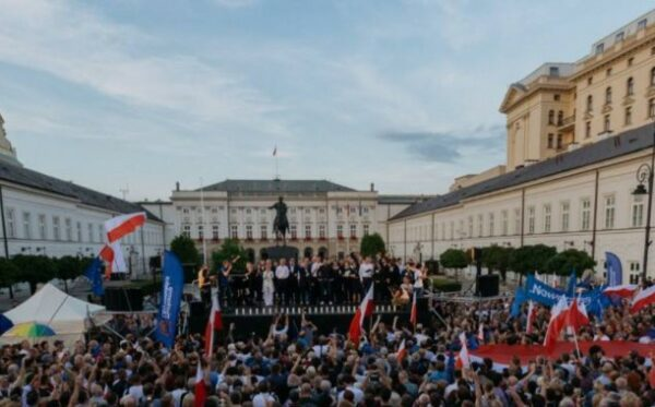 The statement of the decision of the President of the Republic of Poland of 24 July 2017 regarding the judiciary reform