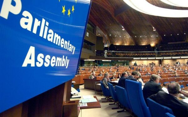 Russia deprived of its voting rights in PACE in 2018
