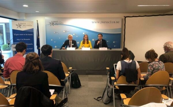 Press conference: Presentation of exclusive report of human rights monitoring mission to Kazakhstan