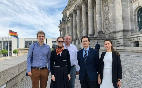 OSCE PA Annual Session in Berlin: delegation discusses endangered democracy in Moldova, and civil liberties and human rights in Kazakhstan