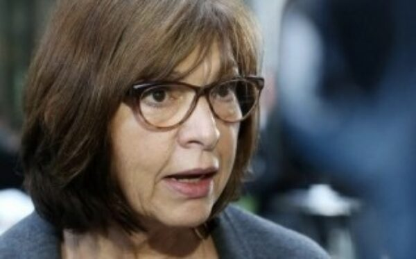 MEP Rebecca Harms shocked by the expulsion of the ODF President from the EU
