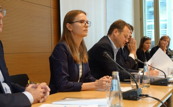 In the Bundestag, President of the Open Dialogue Foundation spoke about Poland