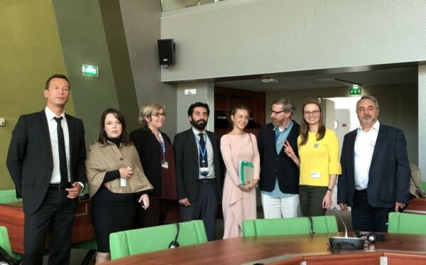 ODF in Strasbourg to advocate for independence of judiciary, human and civil rights
