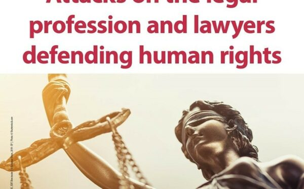 """EP discussed """"Attacks on the legal profession and lawyers defending human rights"""""""