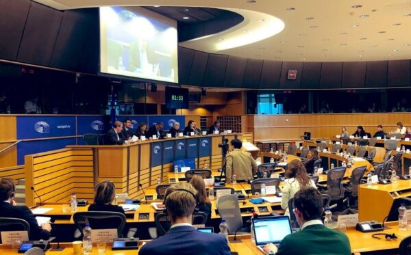 """""""Attacks on the legal profession and lawyers defending human rights"""" – an event at the European Parliament"""