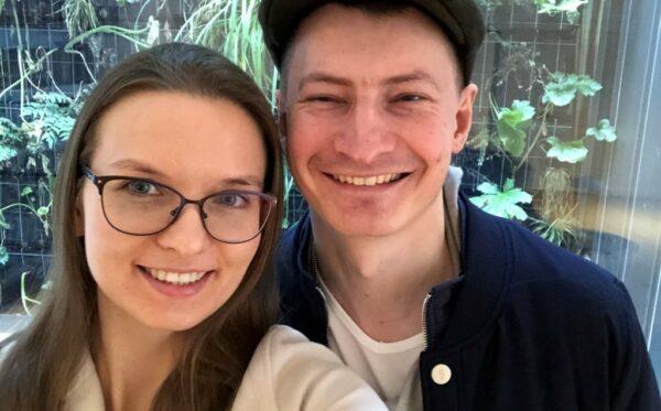 Lyudmyla Kozlovska receives residence permit in Belgium