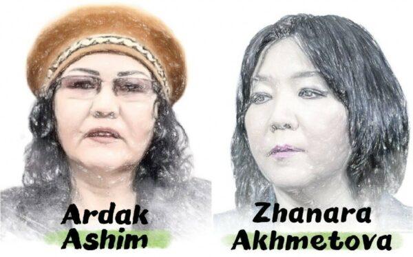 Ukrainian Migration Service denies asylum to victims of political persecution Zhanara Akhmetova and Ardak Ashim