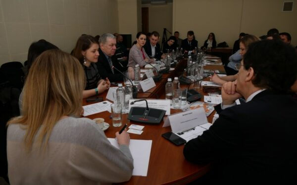 """Persecution and violation of the rights of Ukrainian citizens on the territory of Russia, Belarus and Kazakhstan"" – a round table in the Verkhovna Rada of Ukraine"