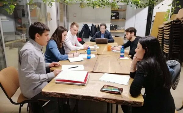 Obeying the activists' laws in Ukraine – a joint mission of FIDU, ODF and Center for Civil Liberties