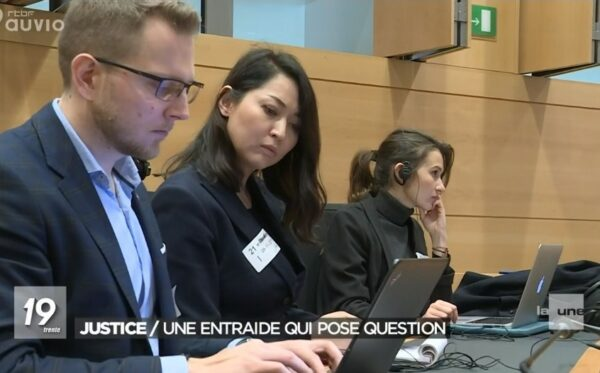 Belgian Parliament interrogates Minister of Justice over the case of Bota Jardemalie