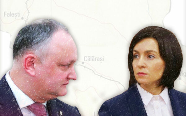 Has the State Been Captured Yet Again? Corruption and Political Persecutions in Moldova