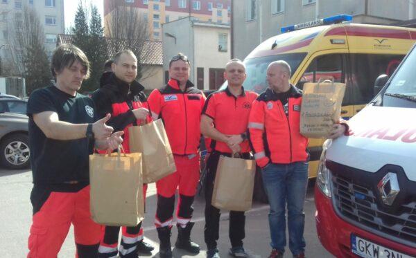 Fundraising for the #PosiłekDlaLekarza has exceeded half a million PLN!