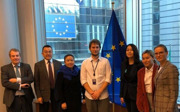 China's Contribution to Human Rights Abuse in Kazakhstan: Event at the EP