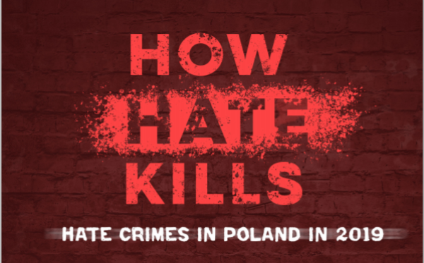 Report: How Hate Kills. Hate Crimes in Poland in 2019