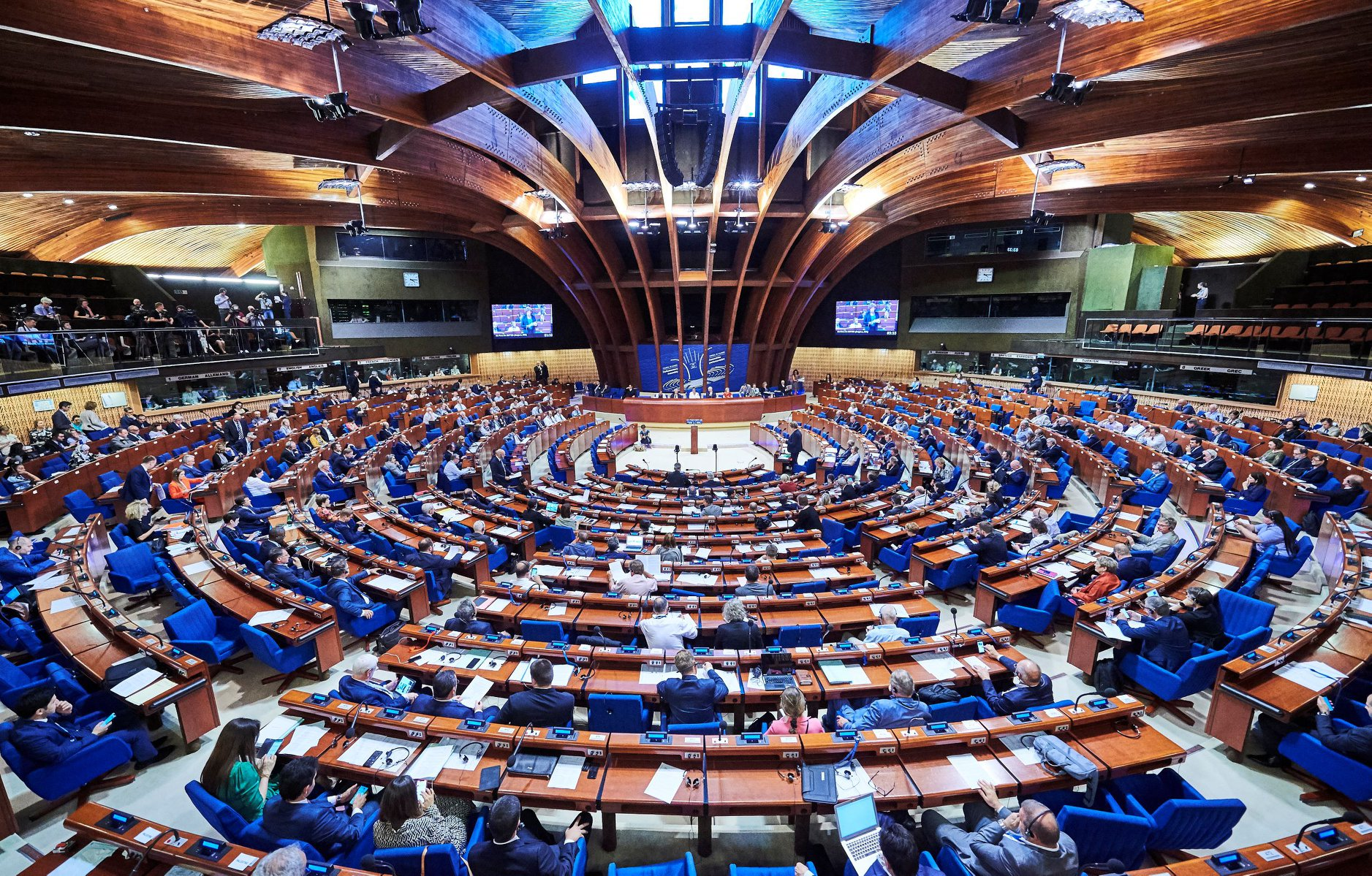 Polish & Moldovan judges must remain independent. A firm resolution adopted by PACE