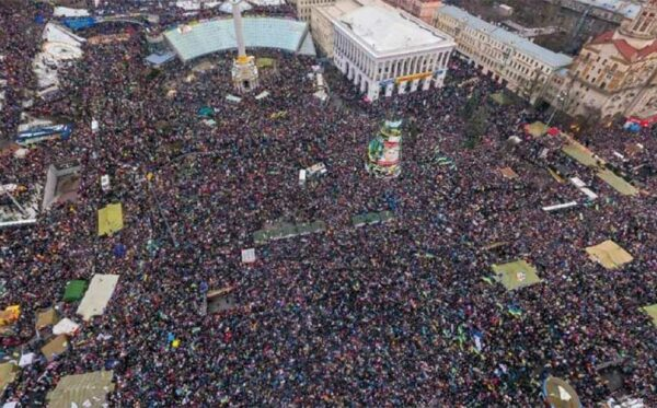 Support for the Revolution of Dignity (Maidan)