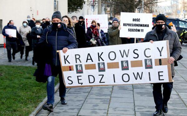 A Breach Too Far: Call to the EC on the Assault on Judges Adjudicating on Prosecutor Krasoń's Case