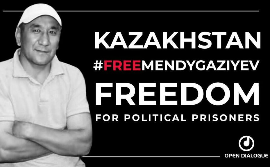 MEPs call on Kazakhstan to cease persecution of Barlyk Mendygaziyev