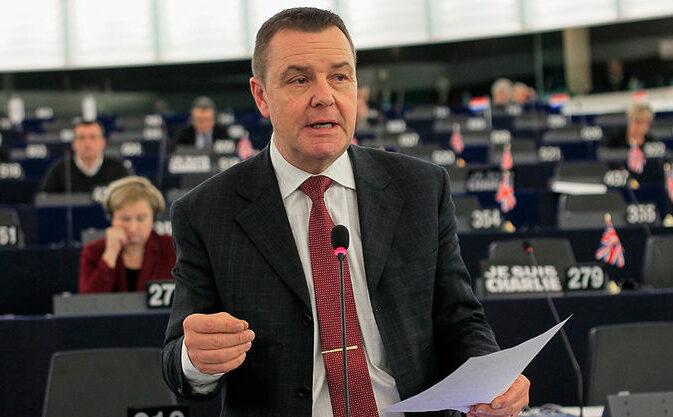 Belgian Senator Mark Demesmaeker writes a letter in support of ODF Board member Bartosz Kramek