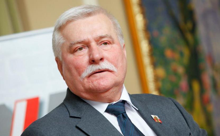 President Lech Wałęsa's appeal to release Bartosz Kramek