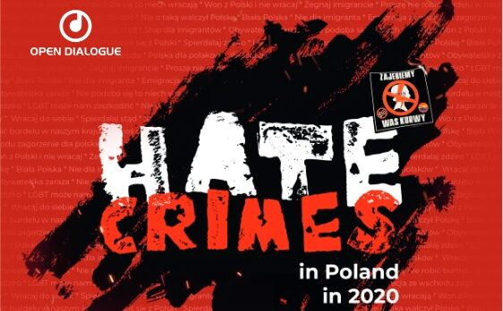 Report: Hate crimes in Poland in 2020