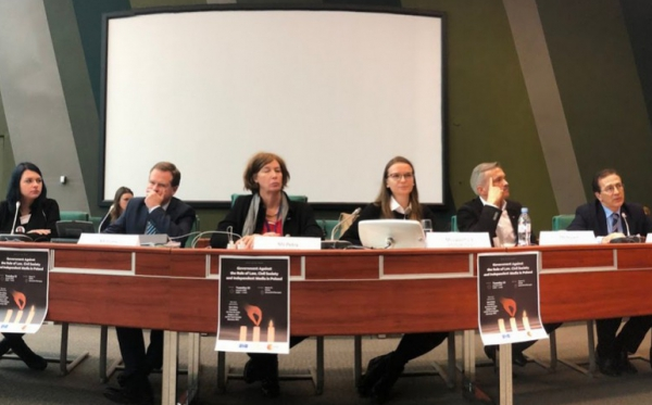 The rule of law, media freedom and independence of NGOs in Poland – the 4-day mission to Strasbourg