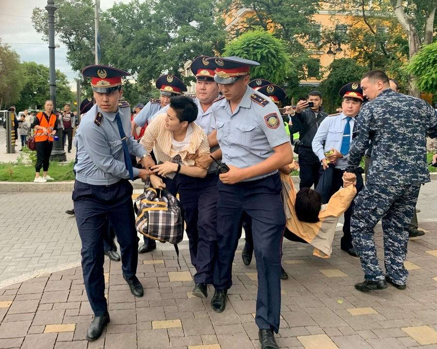 12 June 2019. Almaty. Photo: KIBHR