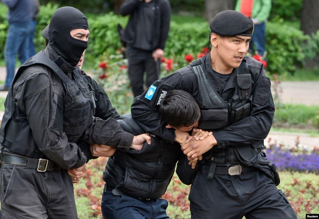 9 June 2019. Almaty. Photo: Reuters