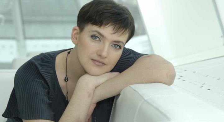 Nadiya Savchenko. Source: tsn.ua