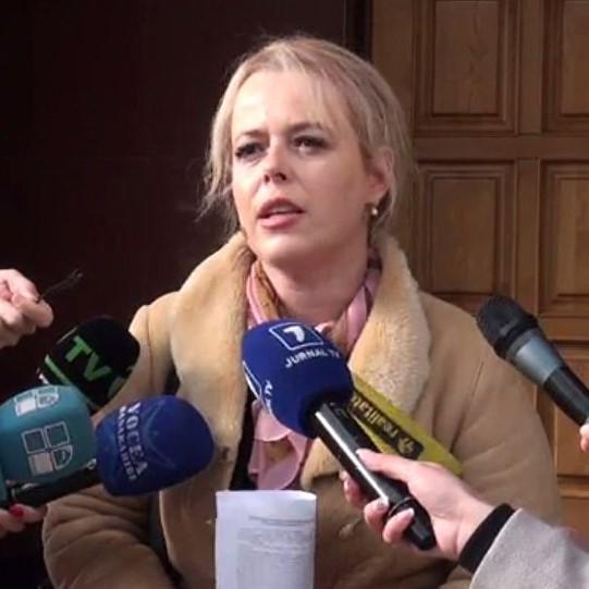 Ana Ursahi. Photo: privesc.eu