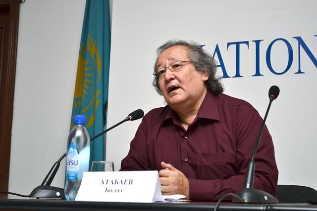 Bolat Atabayev