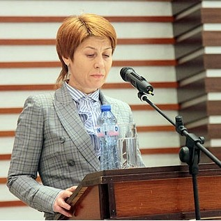 Marina Anton. Photo: www.zdg.md