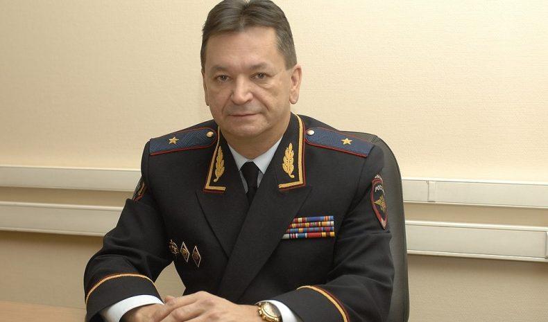 Alexander Prokopchuk. Photo – Russian Interior Ministry. Source: helsinki.org.ua